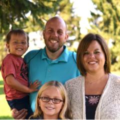 Braydon Teach Family